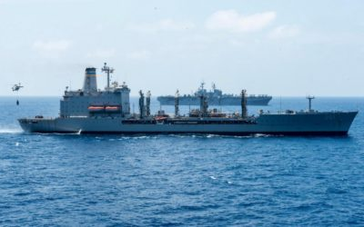 USNS Patuxent Overhaul Deal Awarded to Detyens Shipyards