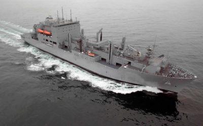 Detyens Wins $15.8m Ship Repair Contract