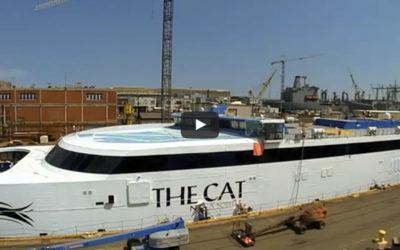 """THE CAT"" REFIT VIDEO"